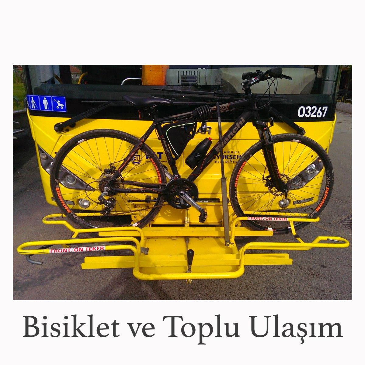 Toplu Taşıma ve Bisiklet