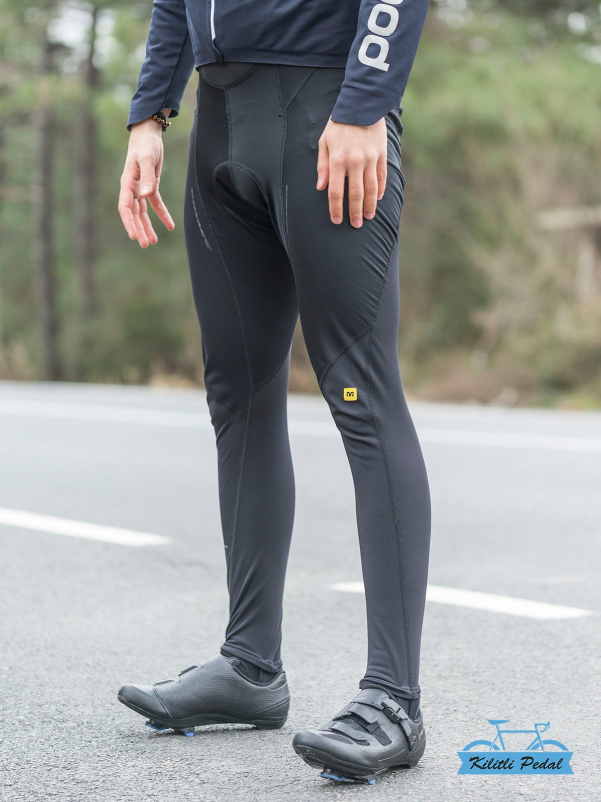 Mavic Cosmic Pro Wind Bib Tight 140€