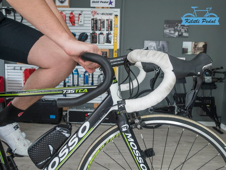 Mosso 735 TCA 105 ve Bike Fit