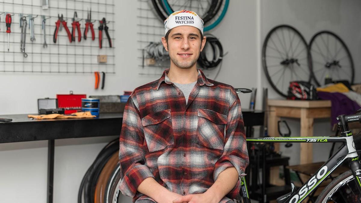 Yarış Öncesi Bisiklet Kontrolü Nasıl Yapılır? Emirhan Kılıç, Atölye 25.4