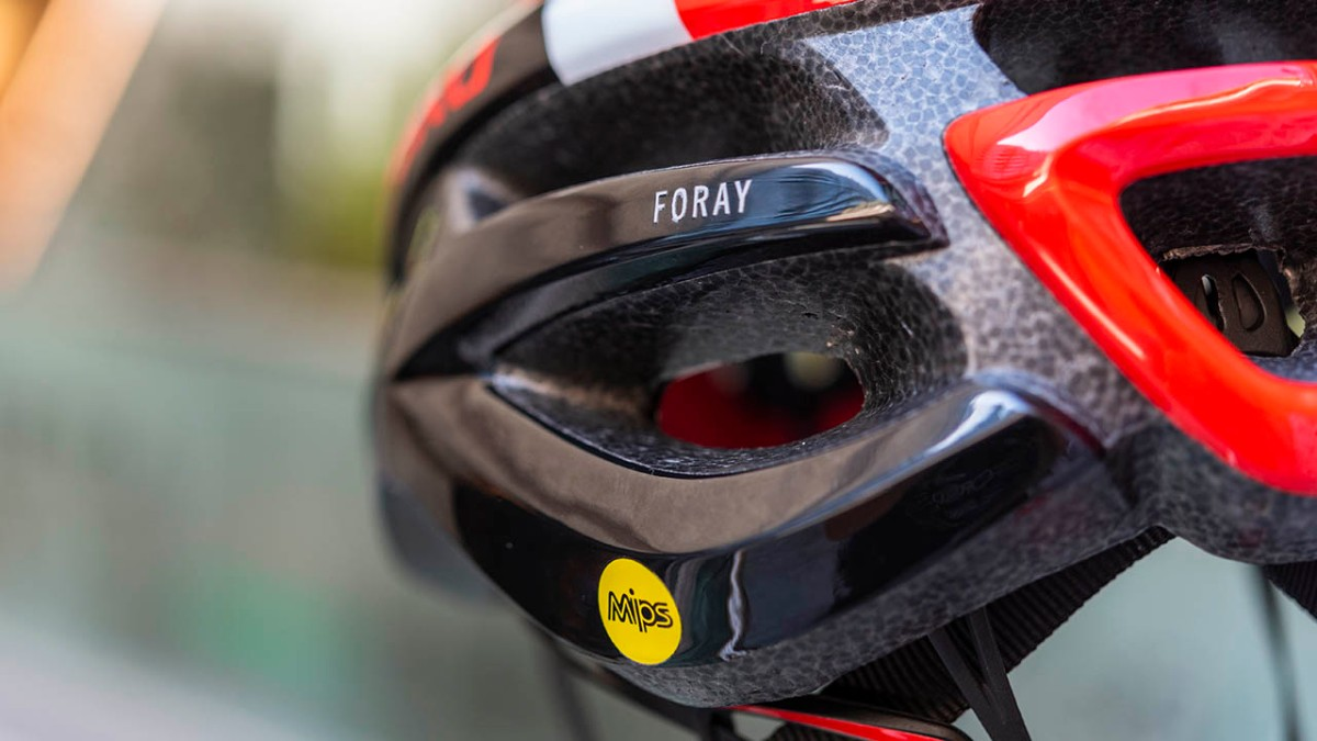 #İNCELEME# Giro Foray Mips Yol Bisikleti Kaskı